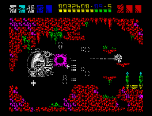 Rex ZX Spectrum 20
