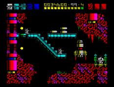 Rex ZX Spectrum 21