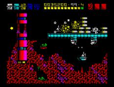 Rex ZX Spectrum 22