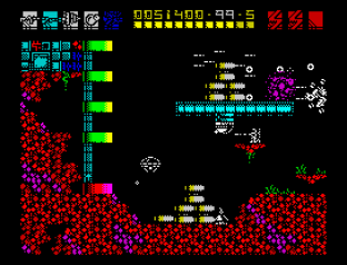Rex ZX Spectrum 23