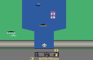 River Raid Atari 2600 01