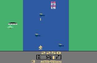 River Raid Atari 2600 09