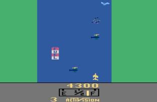River Raid Atari 2600 20
