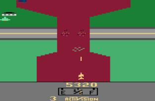 River Raid Atari 2600 23