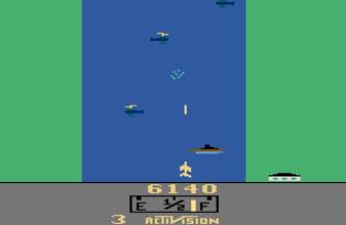 River Raid Atari 2600 31