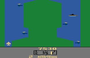 River Raid Atari 2600 42