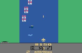 River Raid Atari 2600 45