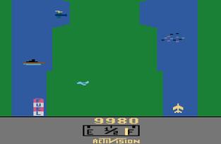 River Raid Atari 2600 53
