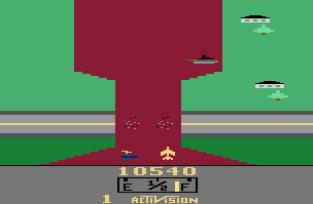 River Raid Atari 2600 56