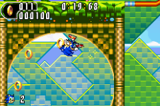 Sonic Advance 2 GBA 011