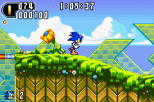Sonic Advance 2 GBA 016