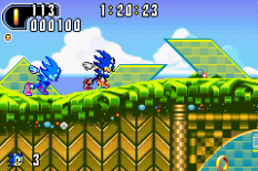 Sonic Advance 2 GBA 021