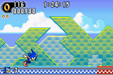 Sonic Advance 2 GBA 022
