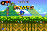 Sonic Advance 2 GBA 024