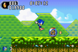 Sonic Advance 2 GBA 025