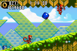 Sonic Advance 2 GBA 029