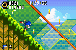 Sonic Advance 2 GBA 031