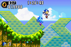 Sonic Advance 2 GBA 032