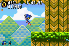 Sonic Advance 2 GBA 033