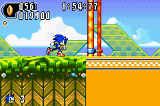 Sonic Advance 2 GBA 034