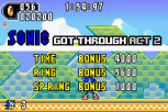 Sonic Advance 2 GBA 035