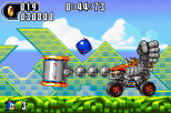 Sonic Advance 2 GBA 038