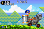 Sonic Advance 2 GBA 039