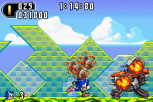 Sonic Advance 2 GBA 040