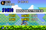 Sonic Advance 2 GBA 041
