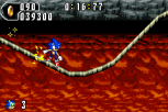 Sonic Advance 2 GBA 051