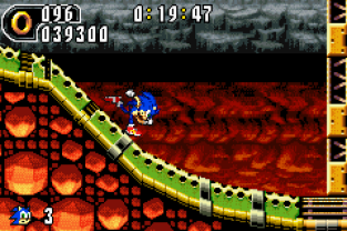 Sonic Advance 2 GBA 053
