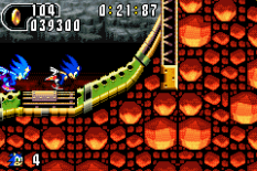 Sonic Advance 2 GBA 055