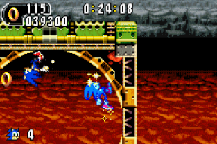 Sonic Advance 2 GBA 056