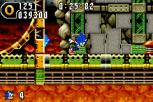 Sonic Advance 2 GBA 057