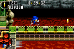 Sonic Advance 2 GBA 058