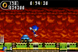 Sonic Advance 2 GBA 061