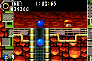 Sonic Advance 2 GBA 064