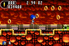 Sonic Advance 2 GBA 065