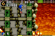 Sonic Advance 2 GBA 066