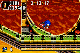 Sonic Advance 2 GBA 067