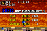 Sonic Advance 2 GBA 069