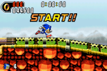 Sonic Advance 2 GBA 071