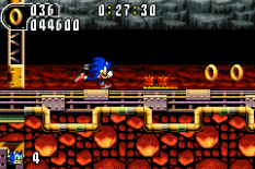 Sonic Advance 2 GBA 076