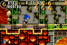 Sonic Advance 2 GBA 077