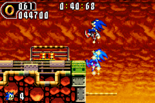Sonic Advance 2 GBA 078