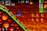 Sonic Advance 2 GBA 080