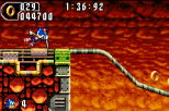Sonic Advance 2 GBA 081