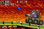 Sonic Advance 2 GBA 085