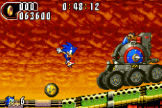 Sonic Advance 2 GBA 087