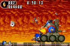 Sonic Advance 2 GBA 088